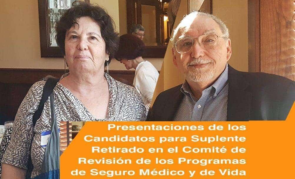 PRESENTACIÓN DE LOS CANDIDATOS 2017