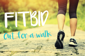 FITBID: OUT FOR A WALK