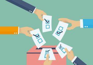 Elección 2018 para Oficiales y Directores de la Asociación de Jubilados