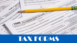 2019 Tax Forms Available
