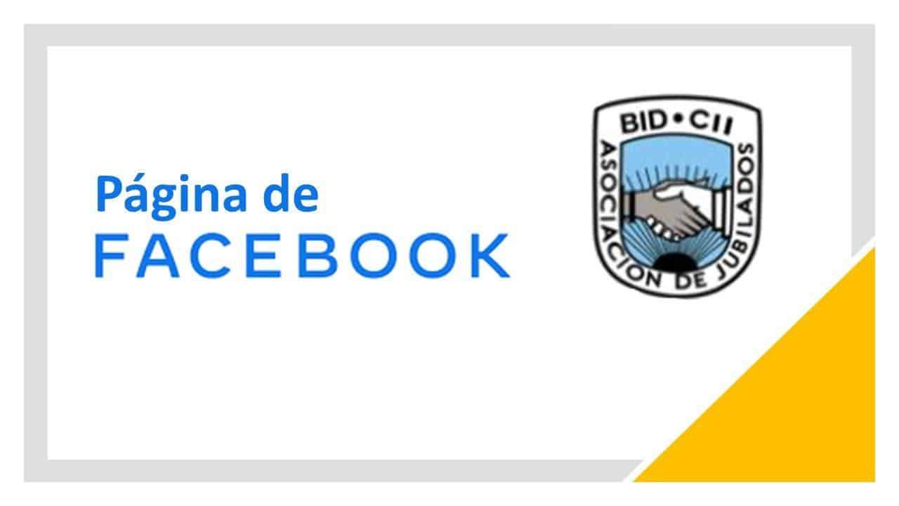 Anunciamos la nueva página de Facebook de la Asociación