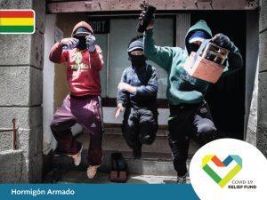 Bolivia - Assistance for Shoeshiners in La Paz – Hormigón Armado de la Fundación Arte y Cultura Bolivianas
