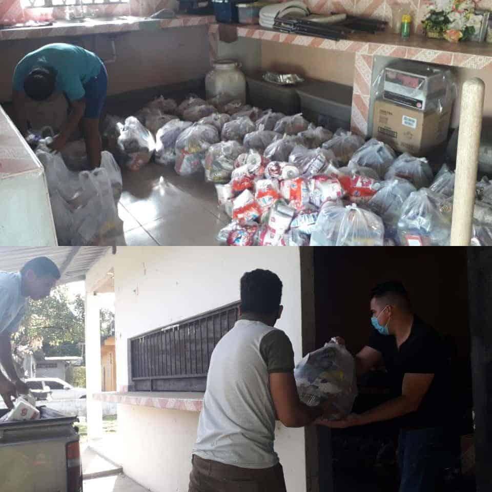 Panamá - Food Baskets and Hygiene Kits for Low Income Families in Caimitillo Centro - Pastoral Juvenil, Capilla San Antonio de Padua