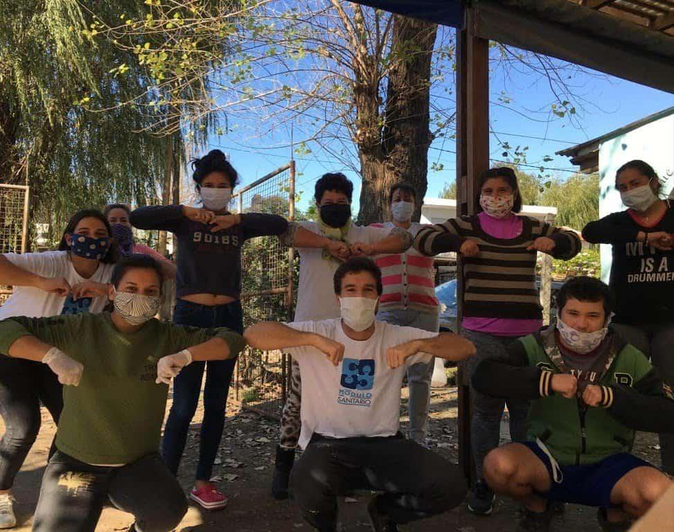 Argentina - Nos Cuidamos entre Todos