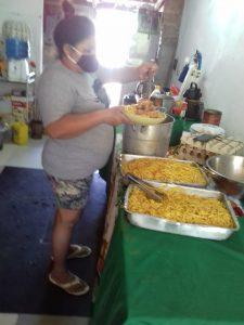 Paraguay - Meals and Hygiene Supplies for People Living in Marginal Settlements of Asuncion – Iglesia del Barrio de las Mercedes