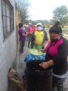 Paraguay - Programa de Donación  Ayuda Voluntaria - Ollas Populares
