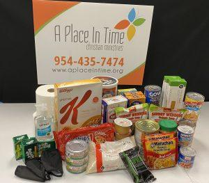 Florida - Food Assistance to Residents Affected by Covid-19 in West Broward County – A Place in Time Christian Ministries