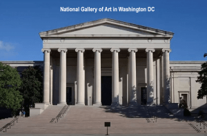 "Event ""From your sofa"" Virtual tour of the National Gallery of Art in Washington, DC"
