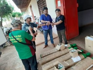 Bolivia - Covid-19 – Hospital de Guayaramerín, Bení - Caritas Guayaramerín
