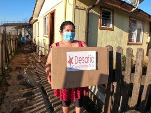 Chile - Kit de higiene para familias vulnerables