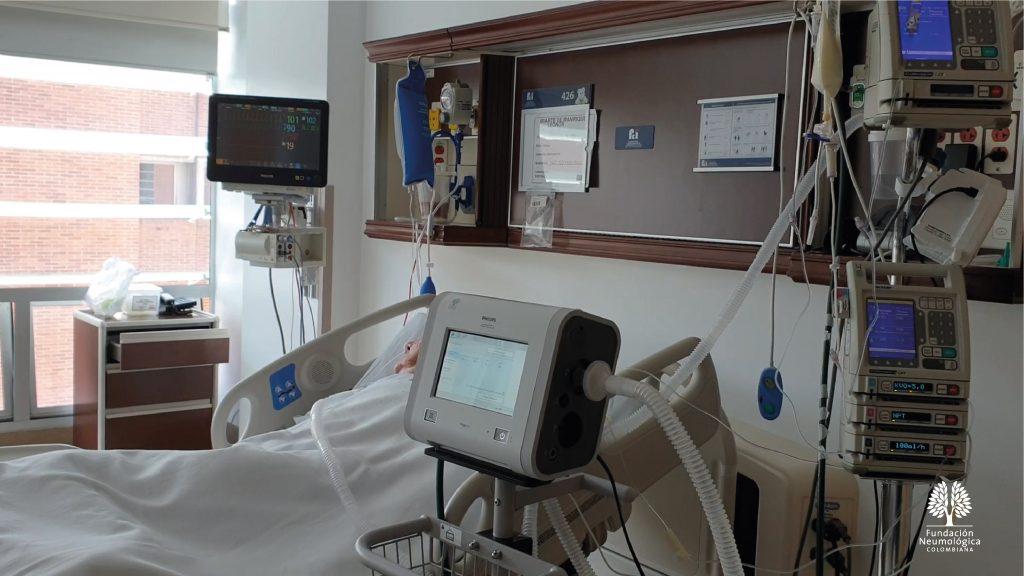Colombia - Yo Respiro Por - Fundación Neumológica de Colombia