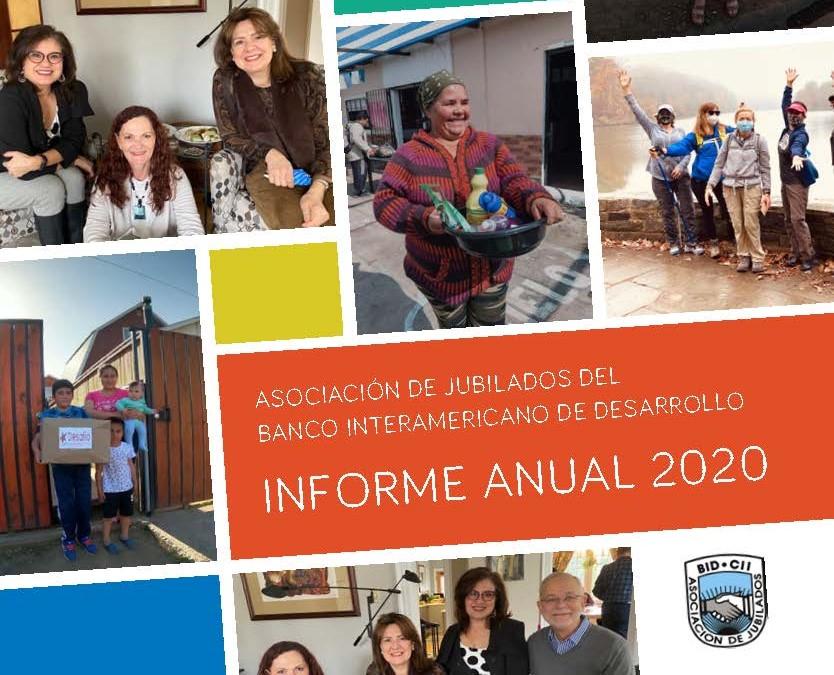 Informe Anual 2020