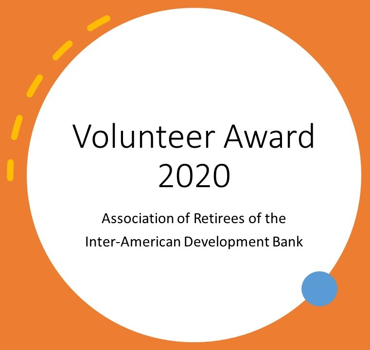 Volunteer Award 2020