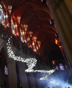 """Video of the Program """"From your Couch"""" Washington National Cathedral Virtual Tour"""