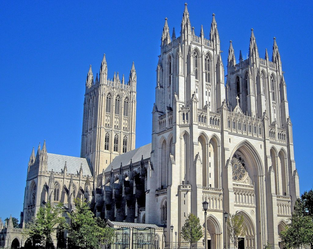"""Video del Programa """"Desde tu Sofá"""": Visita Virtual a la Catedral Nacional de Washington DC"""